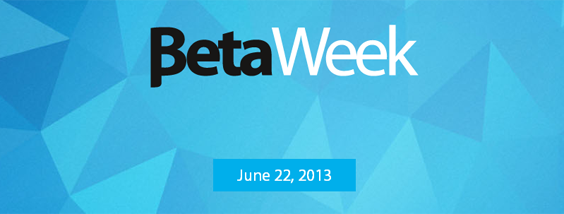 BetaWeek Development